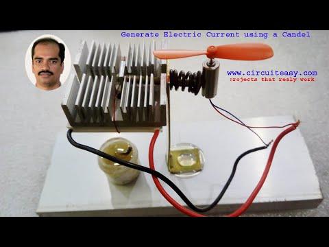 Thermal power generator