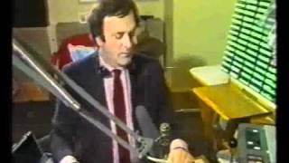 VIDEO RADIO 2 TERRY WOGAN LEAVES 1984