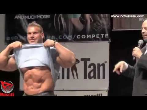 Mr O Jay Cutler to Take Off His Shirt NPC West Coast Classic