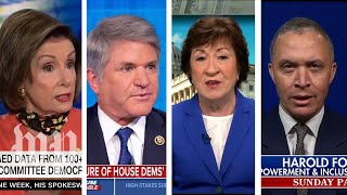 Lawmakers react to Trump DOJ subpoenas of Schiff, Swalwell
