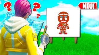 Paint Fortnite Skins! | Fortnite Scribble Mode!