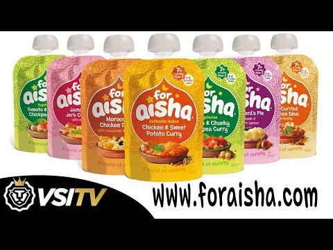 For Aisha Baby Food Commercial July 2015 Youtube