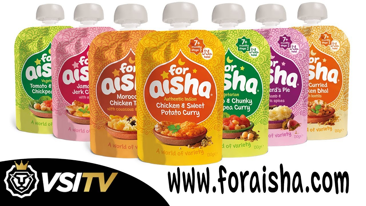 For Aisha Baby Food Commercial July 2015