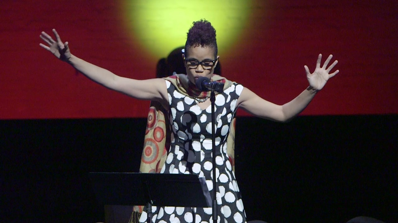"Staceyann Chin | Performs ""Islamophobia"" 