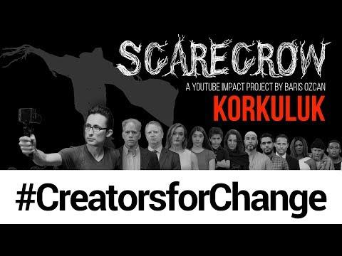 Creators for Change: Baris Ozcan   SCARECROW Short Movie