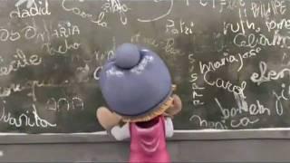 Creepy Pixar Short Film - Richard Dyke