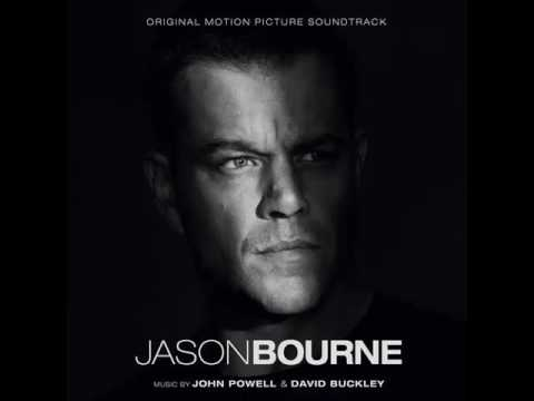 Jason Bourne soundtrack - Decrypted