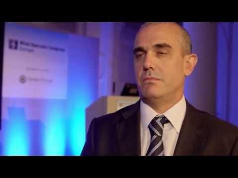 Victor Hernandez, GE Wind Energy @ Wind Operator Congress Europe 2014