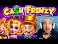CASH FRENZY CASINO Slots Slot Machines P12 Free Mobile Game Android Ios Gameplay Youtube YT Video