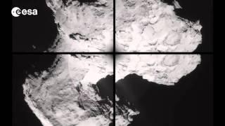 Rosetta mission status
