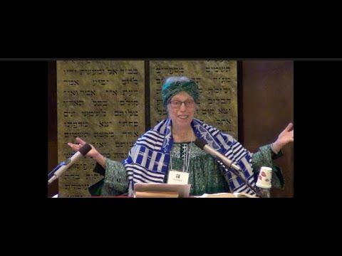 Kulanu Across the Globe D'var Torah by Harriet Bograd, Kulanu's President