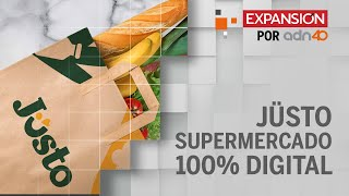Jüsto, El Primer Supermercado Mexicano 100% Digital