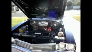 Buick Build Up - Part 2 (1972 Buick Skylark 350 Coupe)