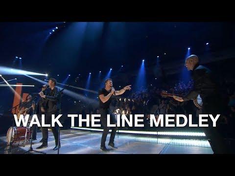 Walk the Line Medley | High Valley, Paul Brandt, Jess Moskaluke & Hunter Brothers | 2018 CCMA Awards