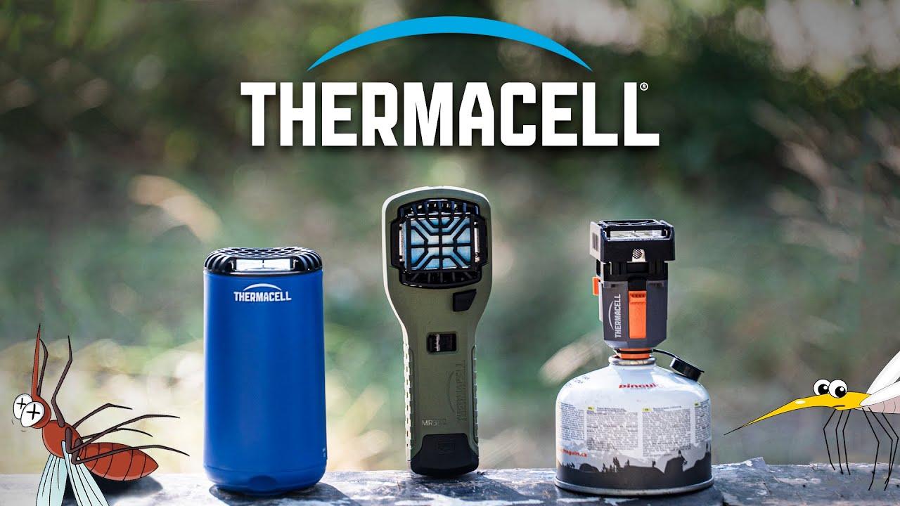 Обзор THERMACELL. Антимоскитные устройства для рыбалки, туризма и активного отдыха.