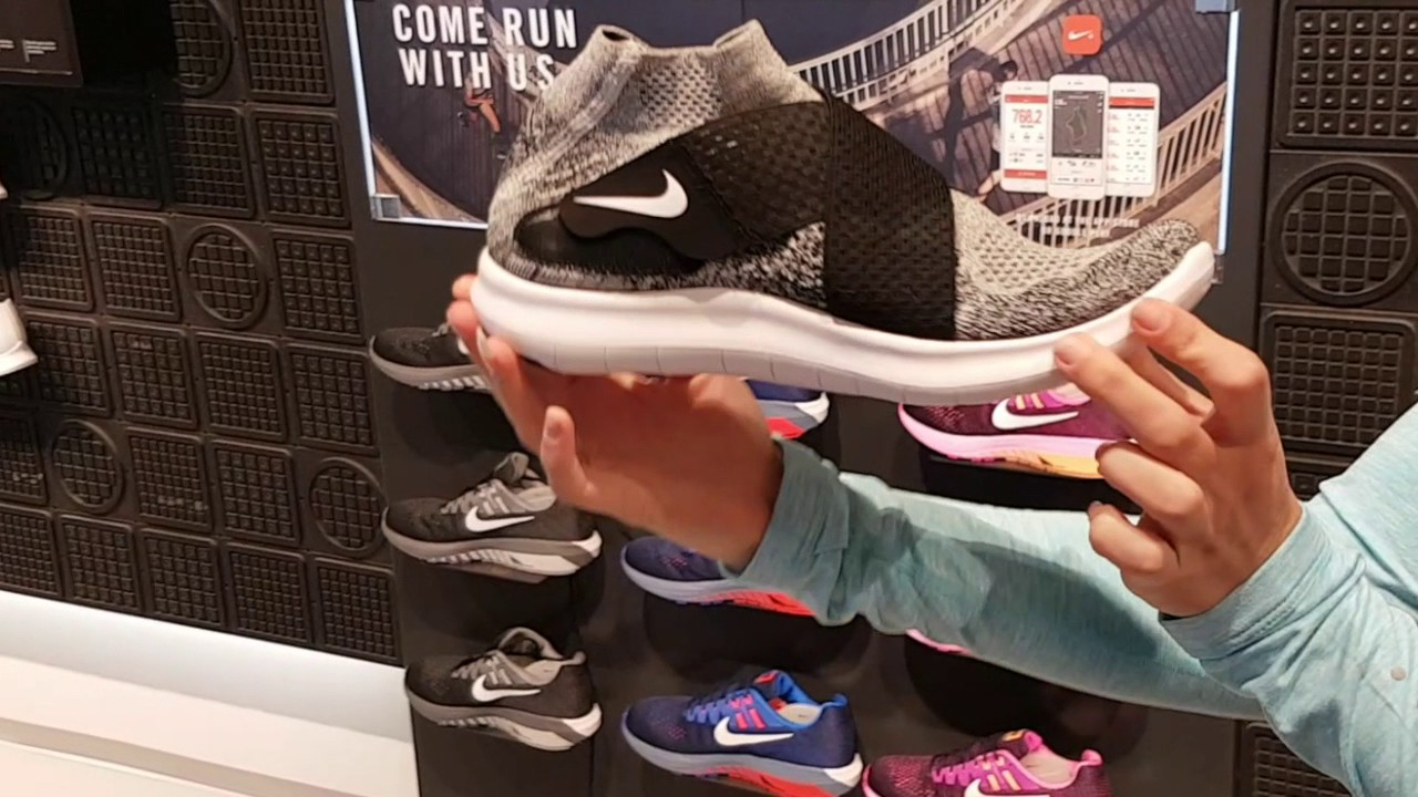 Nike Free Rn Motion Flyknit 2 Unboxing