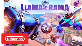 Rocket League - Llama-Rama Announcement - Nintendo Switch