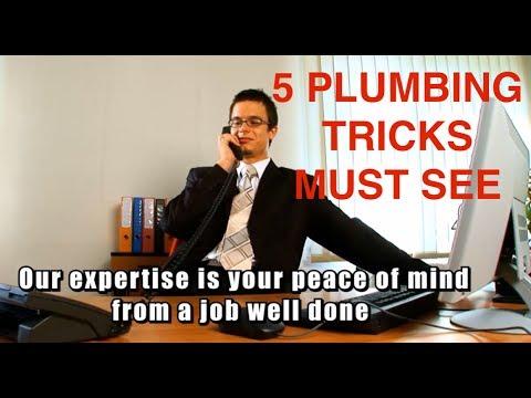Emergency Plumbing Seattle | Seattle Plumbing 5 Tricks MUST SEE!