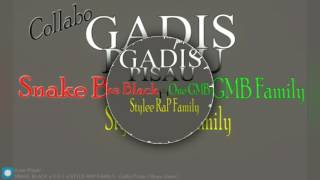 Gadis Pisau (ACARA) ONE GMB FAMILY .Ft. Snake Black & Style Rap