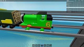 증기기관차VS디젤기관차!!! 과연 승리한 토마스는 누굴까요? 간단 리뷰 & 플레이 영상
