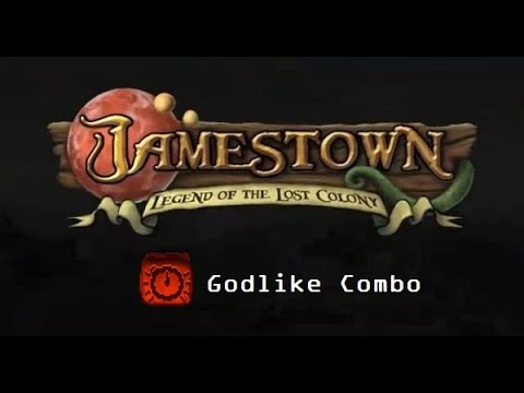 Jamestown - Godlike Combo (Judgement Difficulty)