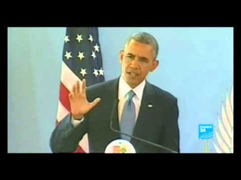 Obama promotes gay right in Africa in Senegal trip