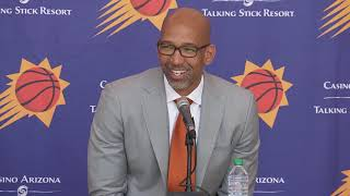 Monty Williams: Press Conference