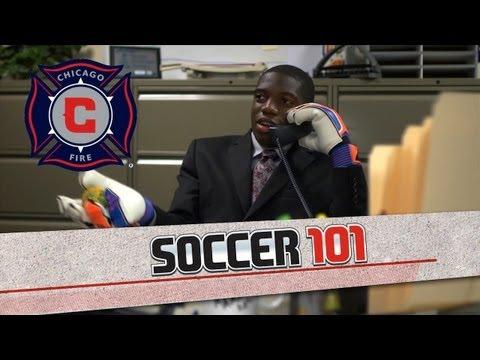 FIFA Soccer 13: Soccer 101 - Chicago Fire demonstrate the handball rule