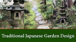 Traditional Japanese Garden Design -  Gyokusen En gardens   Kanazawa, Japan