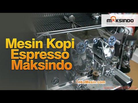 mesin kopi espresso maksindo