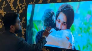 55 inches LED Tv Sansui User Review Small Cinema