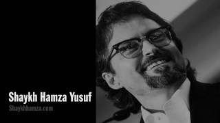 Never lose Hope - Ask And you will be Forgiven - Shaykh Hamza Yusuf