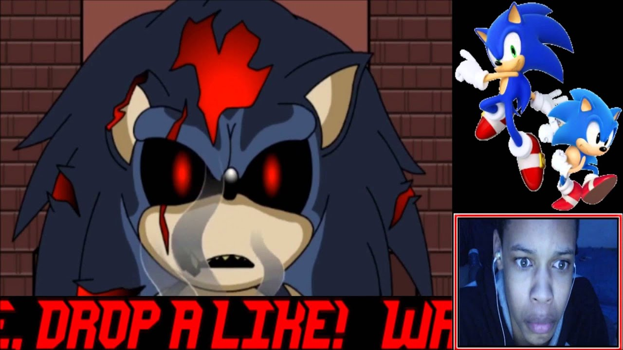 Sonic.EXE  Part 3: Dr. Eggman Checks Out (FINALE) REACTION | YOU'RE TOO DEAD