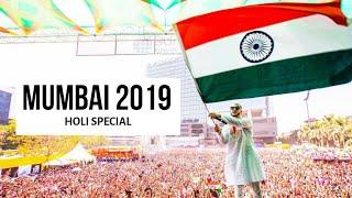 DJ SNAKE @Live In Mumbai - 2019 ( Holi Special)