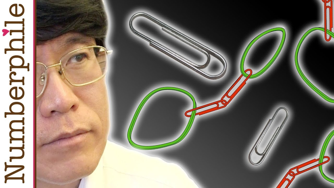 Perplexing Paperclips - Numberphile