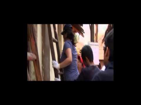 Ecole Mondiale School Build : Under the roof of love
