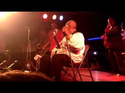 B.B. King - (live at the 2014 Indianola, Mississippi Homecoming show)