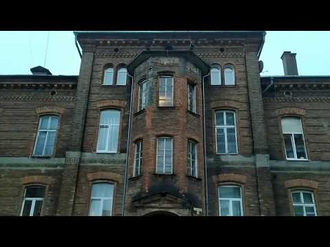 Калининград. Выбор квартиры в немецком доме. Аномалии природы. Ч2