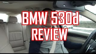 REVIEW - BMW 530D Touring 2011 (www.buhnici.ro)