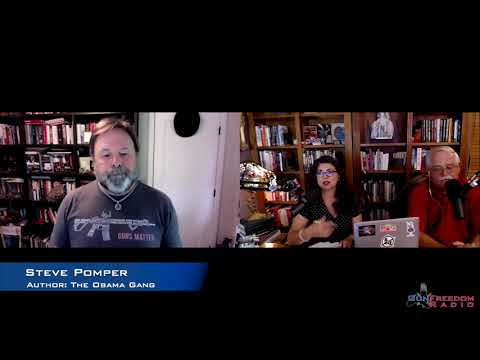 GunFreedomRadio EP322 Is There a Problem, Officer? with Steve Pomper