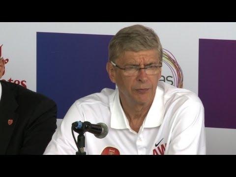 Football: Arsene Wenger says no signings imminent