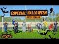 REMATES 99% IMPOSIBLES ¡Retos de Fútbol! ESPECIAL HALLOWEEN