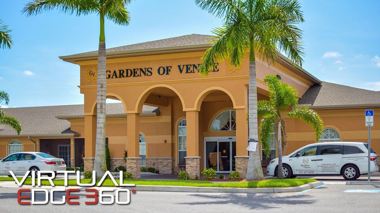 Gardens Of Venice - Retirement Center - YouTube