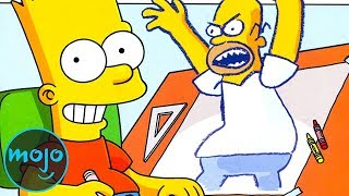 Top 10 Insane Fan Theories About The Simpsons