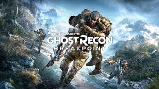 Ghost Recon: Breakpoint - Gameplay Live Stream!