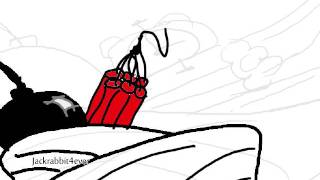 JackRabbit4ever: Drawing Mohammed FTW!