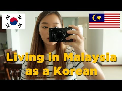 Living in Malaysia as a Korean