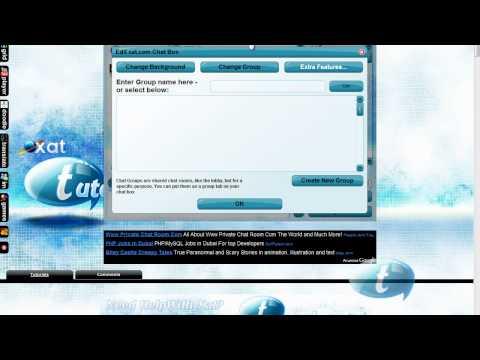 XatTutorials - How to assign Group Powers