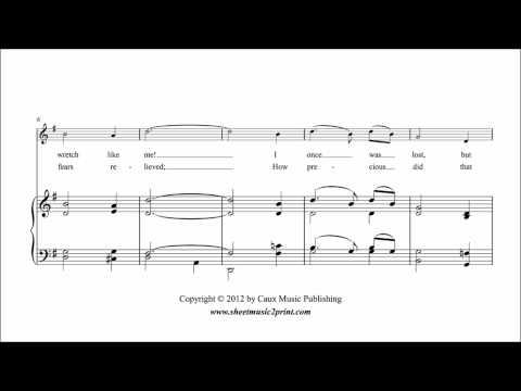 Amazing Grace - Violin