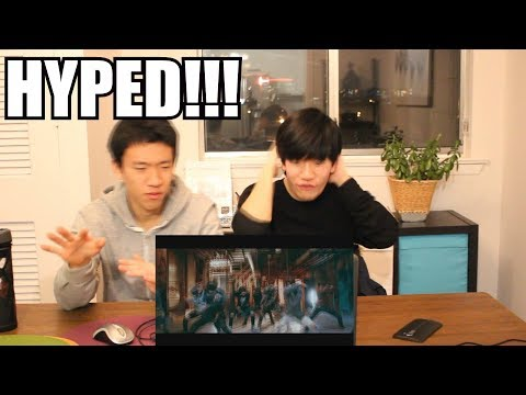 """KOREANS REACT TO - Stray Kids """"Grrr 총량의 법칙"""" Performance Video"""